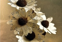 Paper Flowers inspiration / Inspiration about paper flowers