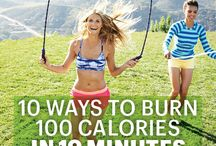 10 ways to burn calories