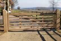 Bellville gate
