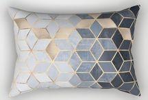 geometric print to clothes