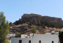 Řecko Rhodos Město / Ostrov Rhodos