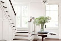 Entries / Foyers and Entries - Interior Decorating and Styling Inspiration