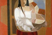 Juan Gris / Spanish Artist (1887-1927)