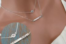 Layered Sets / Sets of necklaces - layering sets.