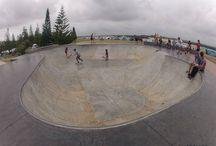 Port Macquarie Skatepark Town Beach (North Coast, NSW Australia) / Shredding the World One Skatepark at a time - Port Macquarie Skatepark Town Beach (North Coast, NSW Australia) #skatepark #skate #skateboarding #skatinit #skateparkreview