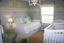 Baby's nursery / by Betsy NeSmith