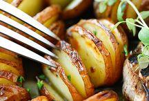 potatoed