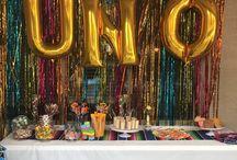 Sienna's First Birthday