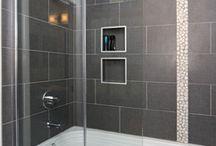 Bathroom ideas / by Amber James
