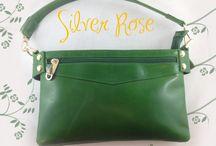 Silver Rose Handbags / Silver Rose handbags at Traxx Footwear