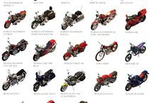 3DS Max motorbike collection / Download this 3DS MAX MOTORBIKE COLLECTION. Including over 20 different types of motorbikes.