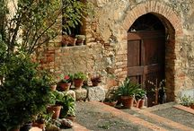 La Toscana / Italia