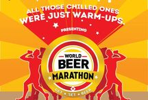 World Beer Marathon / The showstopper event for beer lovers is here! Celebrate the International Beer Festival at The Beer Café with a marathon of international beer throughout the month of August.
