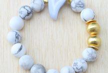 Wrist Candy✌️ / Stackable Stone Bracelets