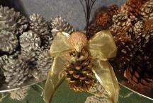 Christmas craft / by Tisha Kunz