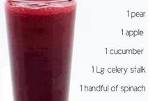 smoothie recipes / by Sherie Converse