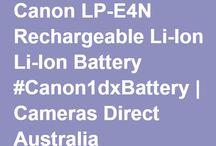 Canon Camera Battery / http://www.camerasdirect.com.au/camera-batteries-chargers/dslr-camera-batteries/canon-dslr-camera-batteries #canon#CanonBattery #CanonDSLRCameraBattery #CanonCameraBattery