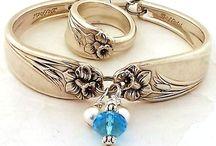 Cutlery jewelry