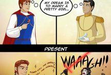 Disney/Fan art