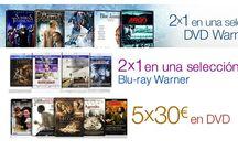 Películas / Ofertas en Cine y series TV