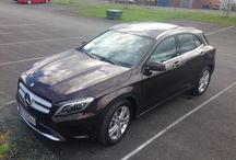 MB GLA makes me glad / Favourite Pictures of the Mercedes-Benz GLA