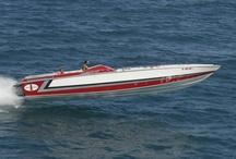 Speed Boats / Boats