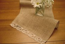 Burlap Beauties