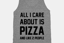 *pizza, nutella & bacon*