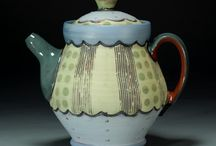 The Fabric of Clay / An exhibition of earthenware pottery work from Amy Sanders of Charlotte, NC