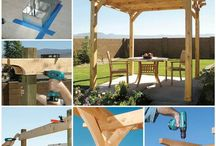 pergola, do it yourself