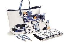 #Torby Feeria by Katarzyna Zielińska / Duże, uniwersalne torebki dla mam i nie tylko! Wykonane z nieprzemakalnego materiału ze skórzanymi rączkami. Idealnie sprawdzą się na spacerze z dzieckiem jak i na spotkaniu biznesowym:)