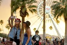 CoaChella Event / Celebrities at the Coachella Valley Music and Arts Annual Festival