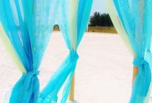 Love Shadows Beach Wedding