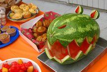 Fruit Art! / by Nancy Craig