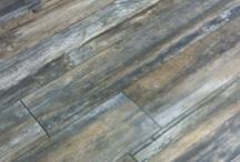 Barnwood Porcelain wood plank