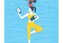 Finding Balance / Self Care