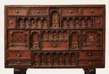 furniture, beautiful wood with history / The wonderful material wood in all it's shapes and circumstances