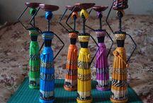 afrikai babák