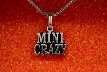 Miniature Lover's Jewelry / Awesome sterling silver jewelry for miniature lovers.