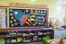 teaching | bulletin board designs