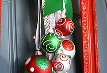 christmas crafts / by Lori Reimer