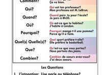 Učení - francouzština