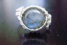 Jewelry: DIY Rings / by Sabrina