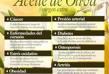 Aceite de oliva (beneficios para la salud)