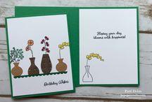 cards varied vases su!