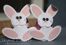 Cards - Easter/Spring / by Sheila Pedersen Stotz