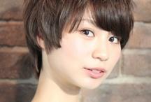 short hair catalog