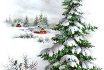 Cartoline invernali ❤️❄️☃️