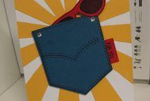 Pocket die