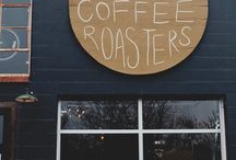 Coffee Created Spaces  / by Camille Shirley